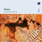 Mahler - Mehta - Israel Philharmonic - Apex: Sinfonia N. 6 cd musicale di Mahler\mehta - israe