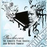 Integrale delle sonate per pianoforte cd musicale di BEETHOVEN\POMMIER
