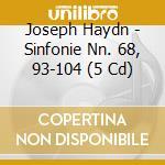 Sinfonie nn. 68, 93-104 (box set) cd musicale di HAYDN\HARNONCOURT