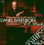 Clavicembalo ben temperato vol. 1 & vol. cd musicale di Danie Bach\barenboim