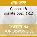 Concerti & sonate opp. 1-12 cd musicale di VIVALDI\SCIMONE - SO