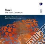 APEX: CONCERTI PER VIOLINO 1-6 cd musicale di Mozart\zehetmair