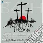 Passione secondo san matteo cd musicale di Johann Sebastian Bach