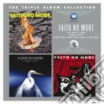 The triple album collection cd musicale di Faith no more (3cd)