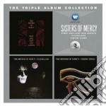 The triple album collection cd musicale di Sisters of mercy (3c