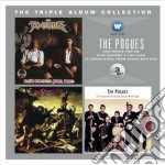The triple album collection cd musicale di Pogues (3cd)