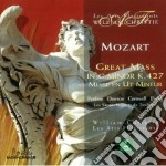 Messa in do min. kv 427 cd musicale di Mozart\christie & ar