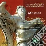 Messa in do min. kv 427 cd musicale di Mozart\christie & ar