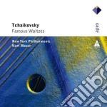 Apex: valzer celebri cd musicale di Tchaikovsky\masur -