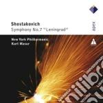 Shostakovich - Masur - Ny Philharmonic - Apex: Sinfonia N. 7