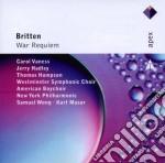 Apex: war requiem cd musicale di Britten\masur - wong