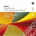 Apex: sinfonia n. 1 - lieder eines fahre cd musicale di Mahler\masur - hageg