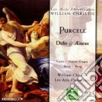 Dido & aeneas cd musicale di Purcell\christie - a