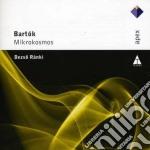 Apex: mikrokosmos (153 brani per pianofo cd musicale di Bartok\ranki