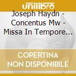 Haydn - Harnoncourt - Concentus Mw - Daw 50: Missa In Tempore Belli - Paukenmesse cd musicale di Haydn\harnoncourt -