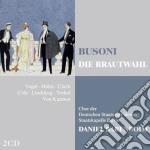 Opera bl: die brautwahl (la sposa sorteg cd musicale di Busoni\barenboim - v