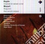 Apex: insanae et vanae curae - requiem - cd musicale di Haydn - mozart\short