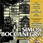 Cetra verdi coll.: simon boccanegra cd musicale di Prade Verdi\molinari
