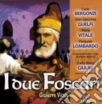 Cetra verdi coll.: i due foscari cd musicale di Verdi\giulini - berg
