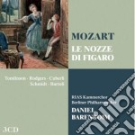Opera bl: le nozze di figaro cd musicale di To Mozart\barenboim-