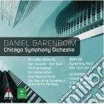 Don quixote - sinfonia n. 5 - verklarte cd musicale di R.-mahler-sc Strauss