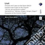Apex: celebri composizioni per organo cd musicale di Liszt\alain marie cl