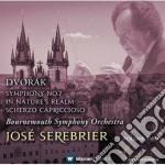 Sinfonia n. 7 - in nature's realm - sche cd musicale di Dvorak\serebrier