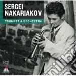 Sergei nakariakov: tromba e orchestra cd musicale di Vari\nakariakov (6cd