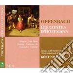 Opera bl: i racconti d'hoffmann cd musicale di Offenbach\nagano - a