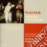 Opera bl: tristano e isotta cd musicale di Wagner\barenboim - m