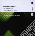 Apex: scheherazade - tsar saltan cd musicale di Rimsky-korsakov\bare