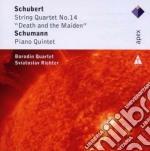 Apex: quartetto per archi - piano quinte cd musicale di Schubert - schumann\