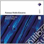 Apex: celebri bis per violino cd musicale di Vari\cogan - markov