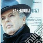 Composizioni per orchestra & pianoforte cd musicale di Liszt\barenboim