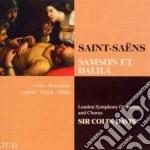 Opera bl: sansone & dalila cd musicale di Saint saens\davis -