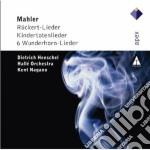 Apex: ruckert lieder - kindertotenlieder cd musicale di Mahler\nagano - hens