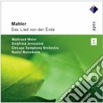 Apex: das lied von der erde (canto della cd musicale di Mahler\barenboim - m