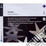 Apex: musica sacra (box 4cd) cd musicale di Vivaldi\corboz - hol