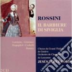 Opera bl: il barbiere di siviglia cd musicale di Cobos Rossini\lopez
