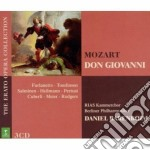 Opera bl: don giovanni cd musicale di MOZART\BARENBOIM - F