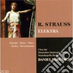 Opera bl: elektra cd musicale di Richard\bare Strauss