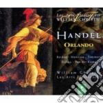 Orlando (opera in 3 atti) cd musicale di HANDEL\CHRISTIE