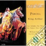 King arthur cd musicale di Purcell\christie