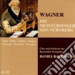 Opera bl: i maestri cantori di norimberg cd musicale di WAGNER\BARENBOIM - H