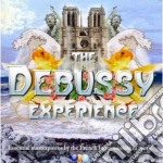 The debussy experience cd musicale di Vari Debussy\artisti