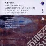 Apex: concerti per corno, per oboe & cor cd musicale di R.\barenboim Strauss
