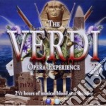 The verdi experience (opera) cd musicale di Vari Verdi\artisti