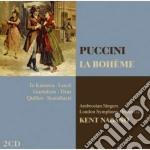Opera bl: la boheme cd musicale di Puccini\nagano - te
