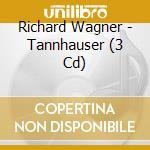 Opera bl: tannhauser cd musicale di WAGNER\BARENBOIM - E