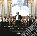 The bells (live a mosca) cd musicale di RACHMANINOV\SEREBRIE